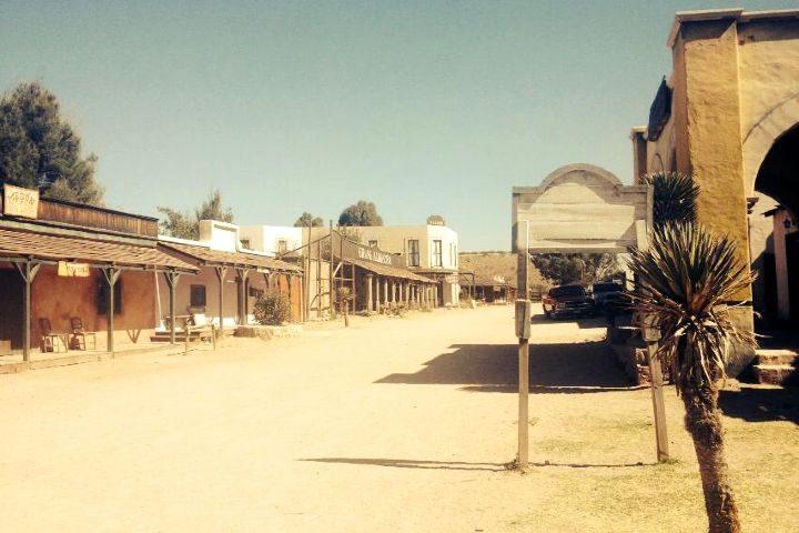 Sets Cinematográficos de Durango Foto Connie Villeda