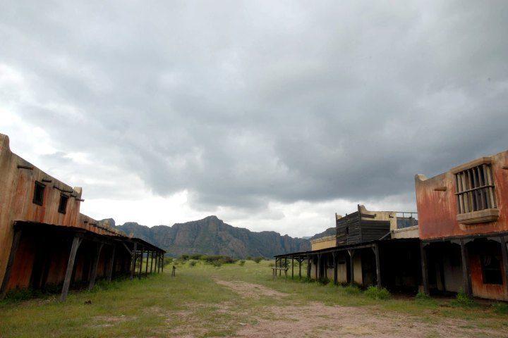 Sets Cinematográficos de Durango. Foto: Durango Travel