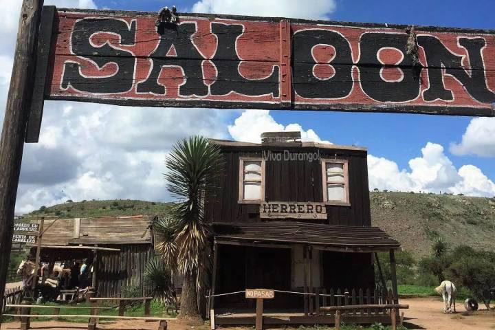 Sets Cinematográficos de Durango. Foto: Viva Dgo.
