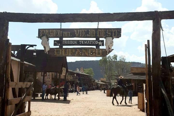 Sets de Durango. Foto: El Souvenir / Mirosh Jmz