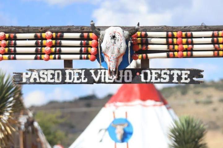 Sets de Durango. Foto: El Souvenir / Mirosh Jmz.