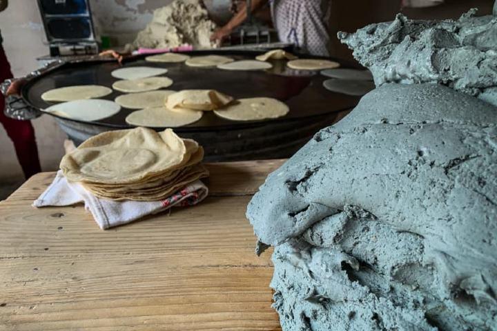 Gastronomía en Capula, Michoacán. Foto: Turismo Capula