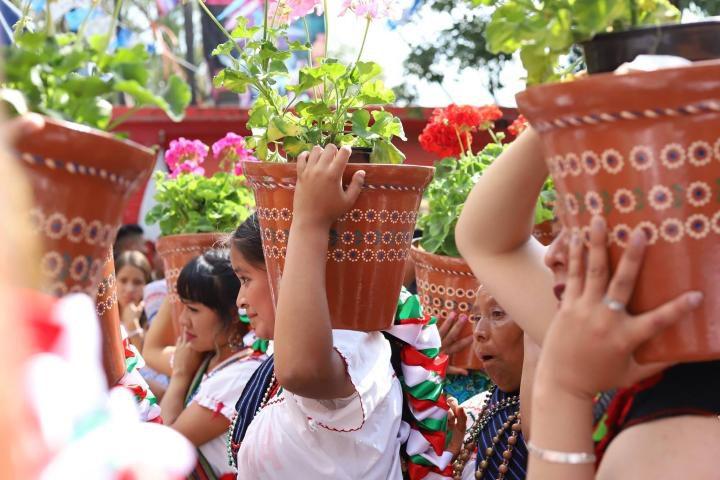 Artesanía de Barro en Capula Michoacán. Foto: Turismo Capula